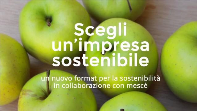 Scegli un'impresa sostenibile