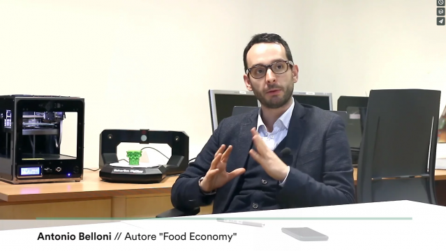 Food Innovation Design Days - Antonio Belloni