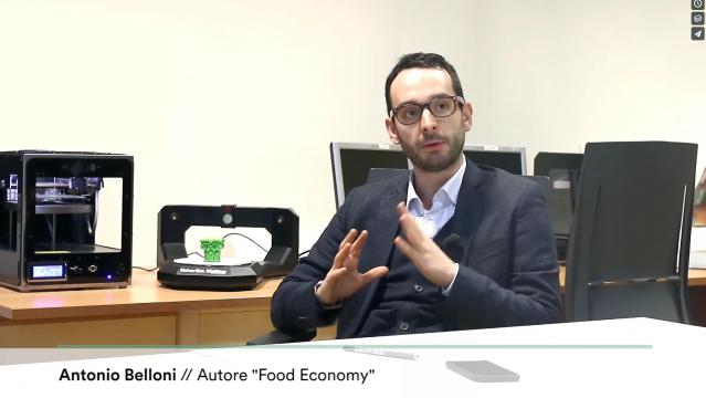 Food Innovation Design Days - Antonio Belloni